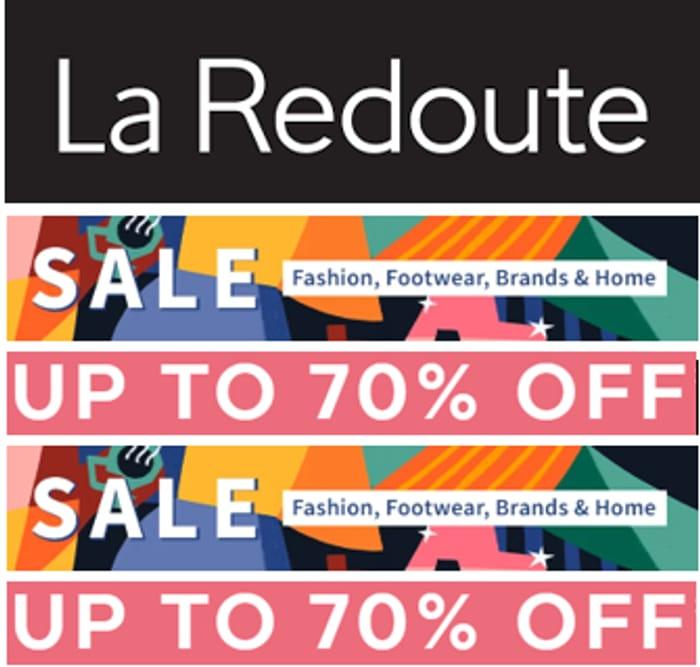 La Redoute - WINTER SALE & CLEARANCE - Family Fashion, Footwear & Home