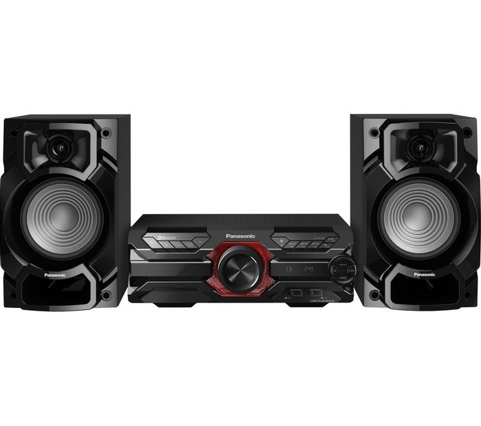 *SAVE £50* PANASONIC Bluetooth Megasound Party Hi-Fi System