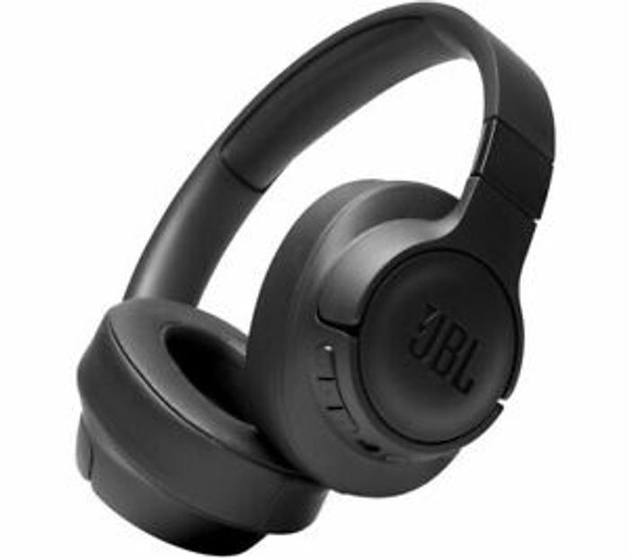 JBL Tune 750BTNC Wireless Bluetooth Noise-Cancelling Headphones