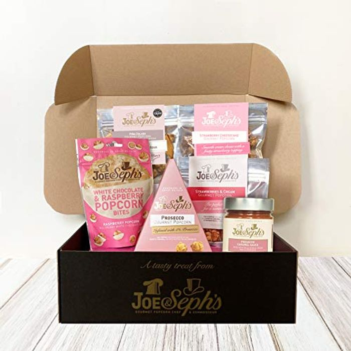 Joe & Seph's Popcorn Pamper Gift Box