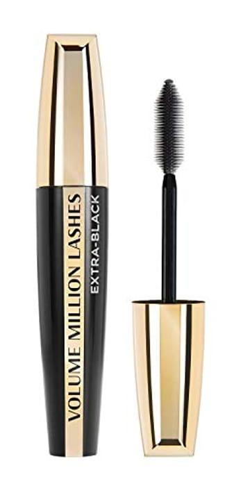 L'Oreal Paris Volume Million Lashes Mascara Extra Black, Gives Lashes Intense