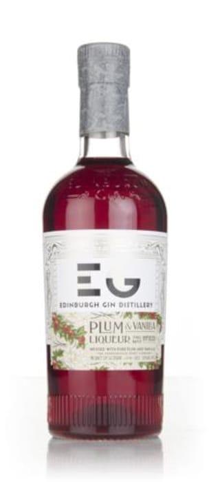 Edinburgh Gin Plum & Vanilla Liqueur  (50cl, 20%)
