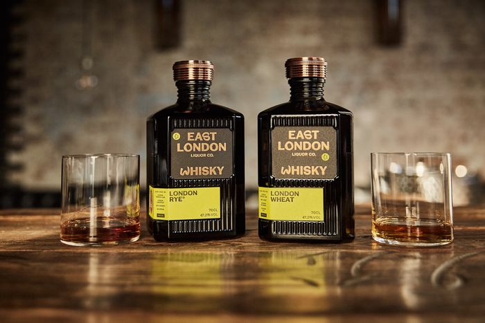 Get £10 off London Rye and London Wheat Whiskies