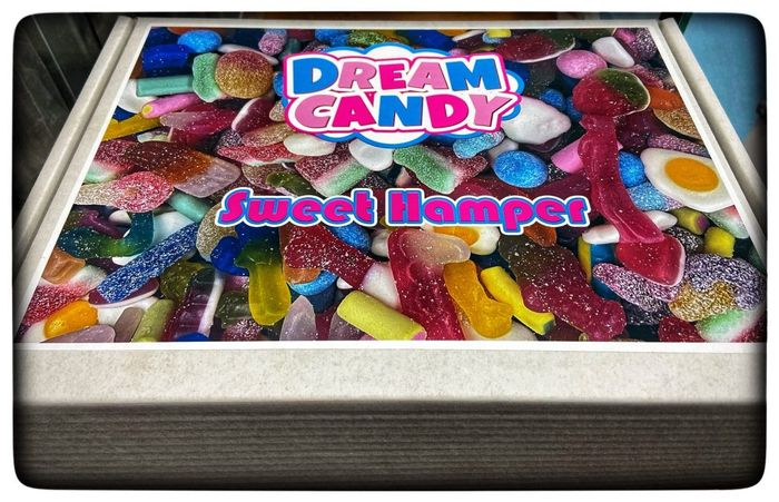 Free Delivery on All Orders at Dreamcandy