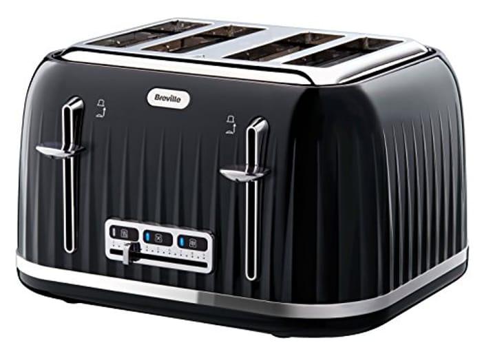Breville VTT476 Impressions 4-Slice Toaster
