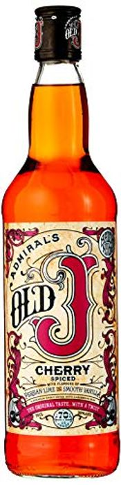 Old Jamaica Cherry Spiced Rum