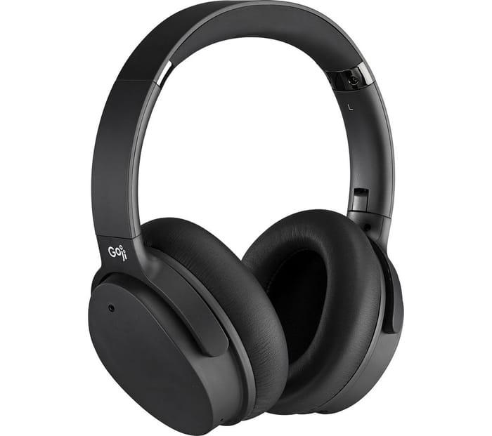 *SAVE £10* GOJI Wireless Bluetooth Noise-Cancelling Headphones - Black