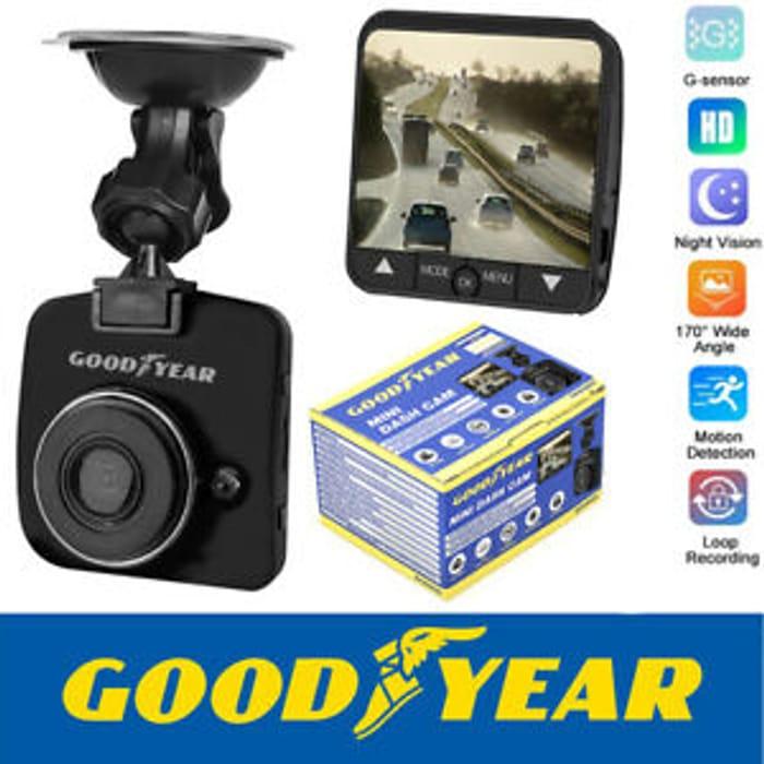 Goodyear Mini HD Dash Cam