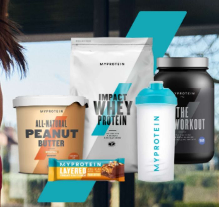 MyProtein Deal Stack - Up To 60% Off Sale + Extra 30% Code!