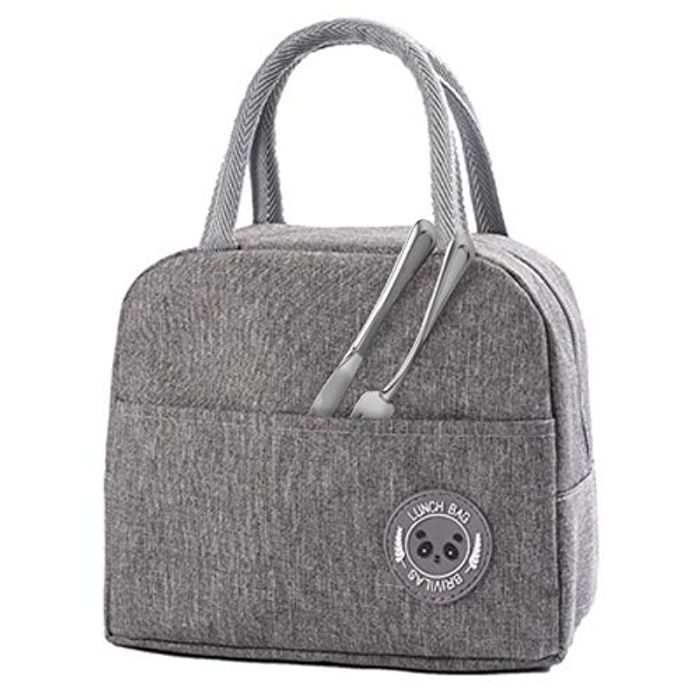 Insulated Lunch Bag Tote Bag