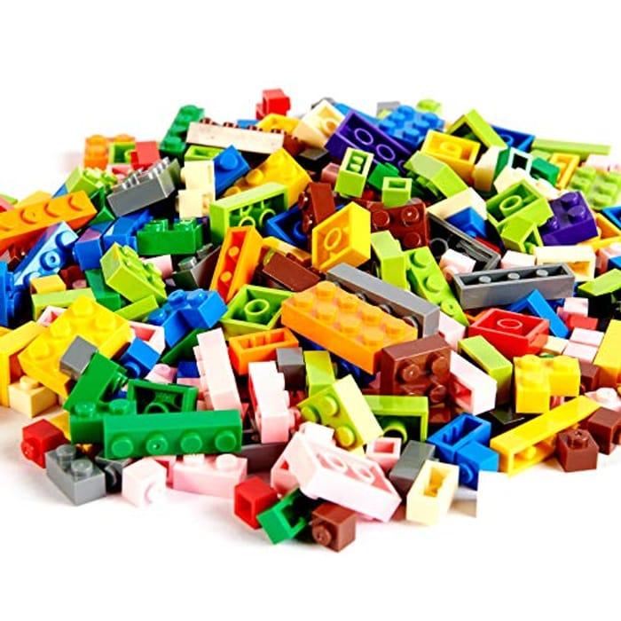 260pcs Building Blocks (Compatible with All Major Building Bricks Brands)