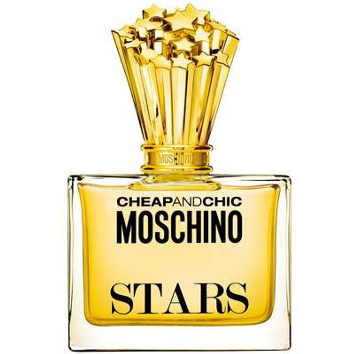 Moschino Cheap and Chic Stars Eau De Parfum Spray 100ml FREE DELIVERY