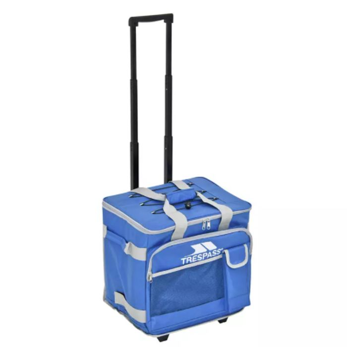 Trespass Picnic Cooler on Wheels - 37L - Only £14.99!