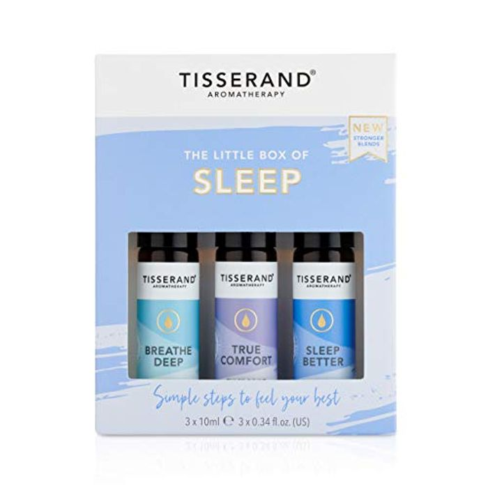 Tisserand Aromatherapy - the Little Box of Sleep with £6.5 Off Coupon