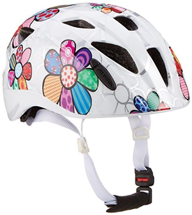 ALPINA Children's Radhelm Ximo Flash Helmet