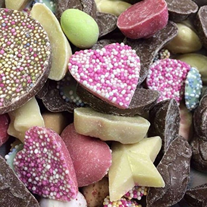 Hannahs Chocolate Candy Assortment, 1 Kg