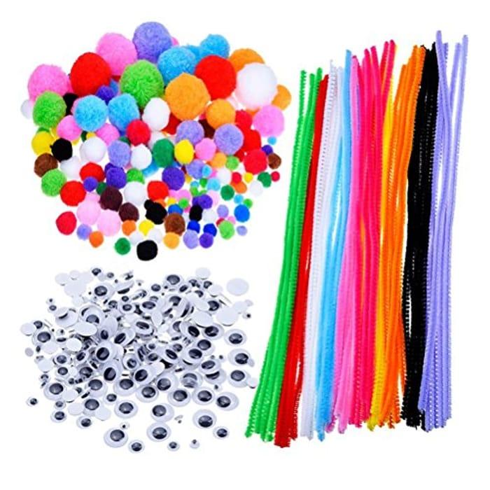 Rosenice Pipe Cleaner DIY Set - Only £1.39!