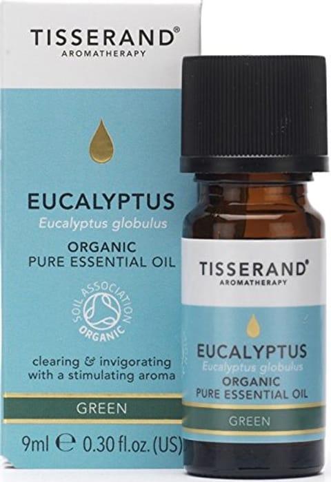 Tisserand Aromatherapy - Eucalyptus Essential Oil, 9 Ml with £3.25 off Coupon