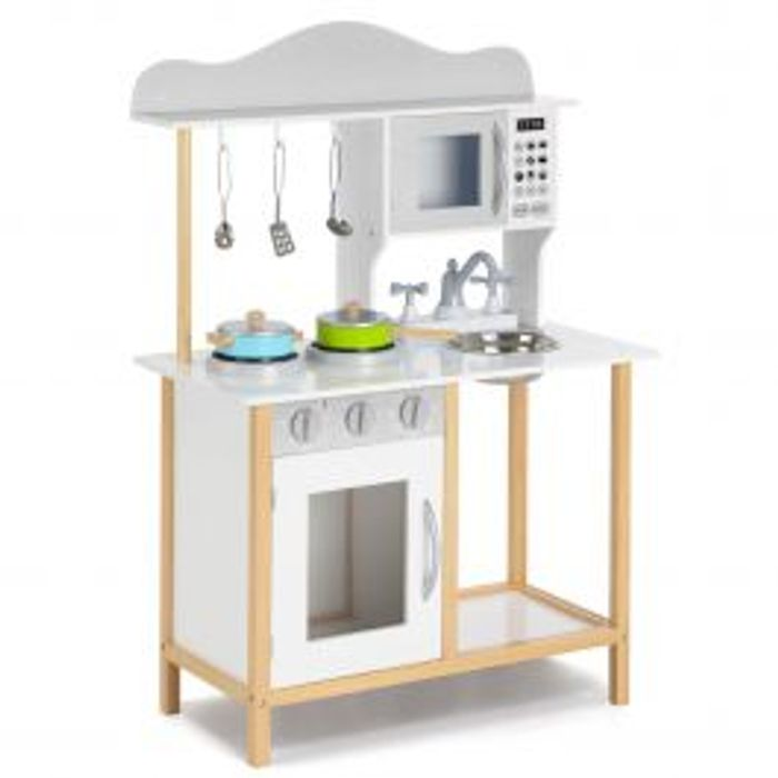 Playhouse Little Sous Chef Kitchen - Only £46.79!