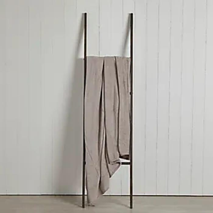 Soft Fleece 200cm X 200cm Throw - Grey / Charcoal / Ochre / Red or Teal Blue