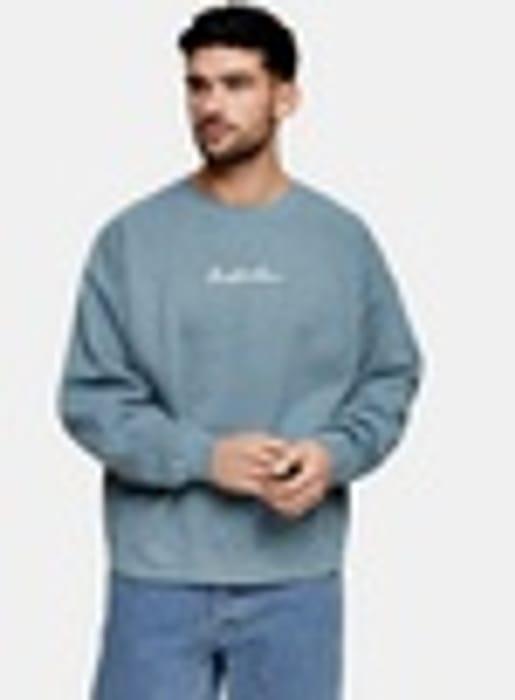 Blue Amsterdam Sweatshirt