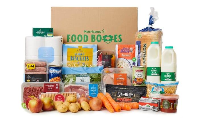 £5 off Food Box Orders