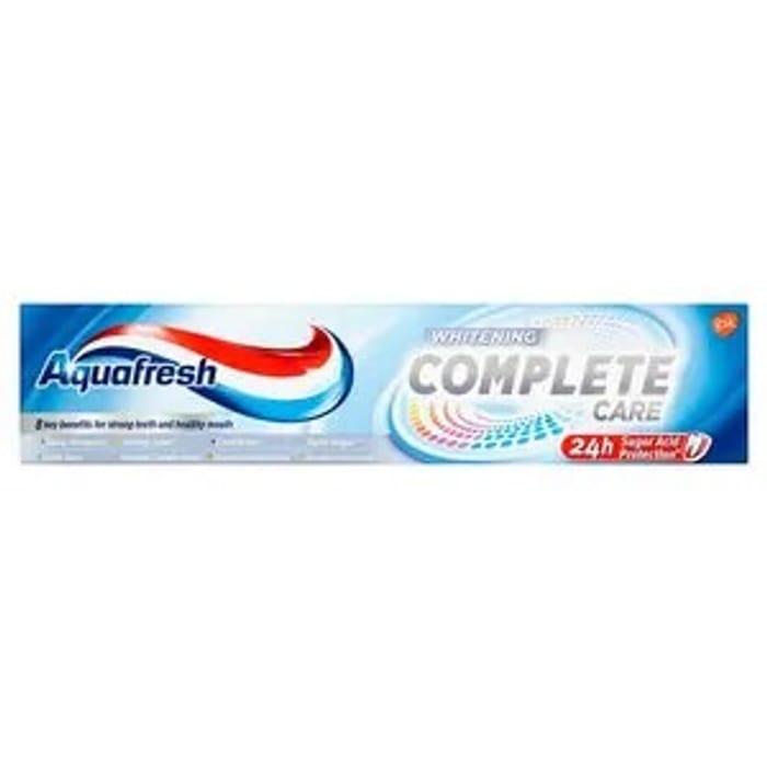 Aquafresh Complete Care Whitening 100ml