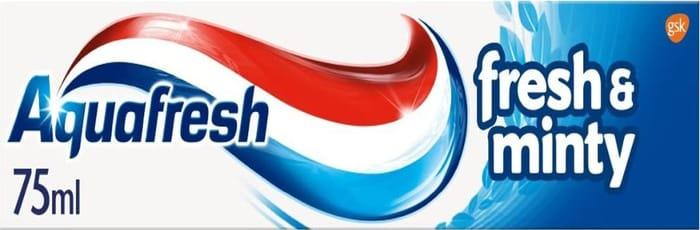 Aquafresh Triple Protection Fresh & Minty Toothpaste