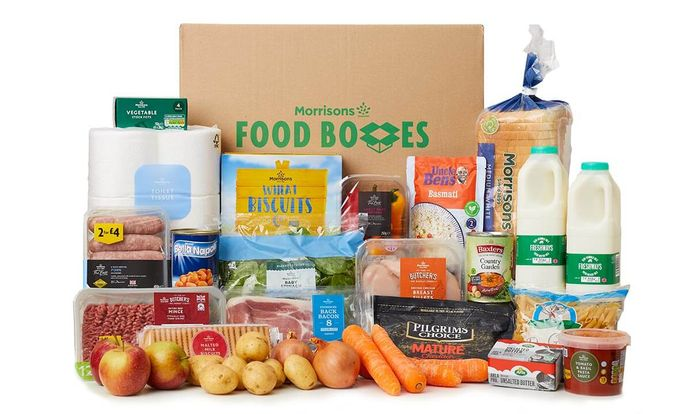 Save 5% on Food Subscription Box Orders at Morrisons
