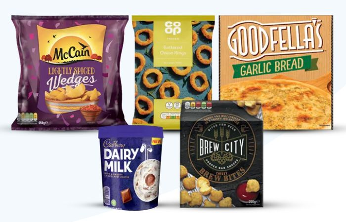 NEW! Co-Op Freezer Filler Meal Deal - Save £5.39
