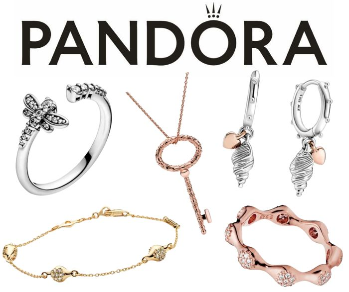 Special Offer! Pandora Outlet - 100+ Items Discounted