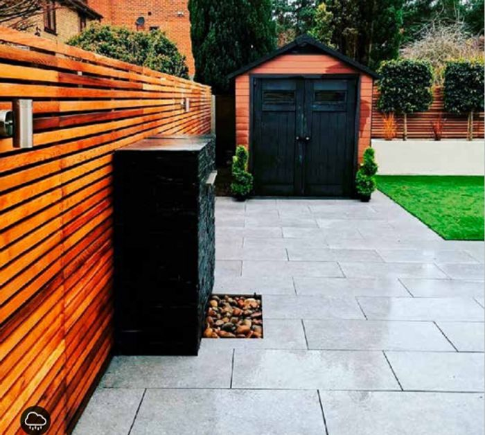 Order Your Free Brochure & Natural Paving Stone Samples