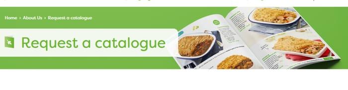 Free Parsley Box Catalogue (Meal Service)
