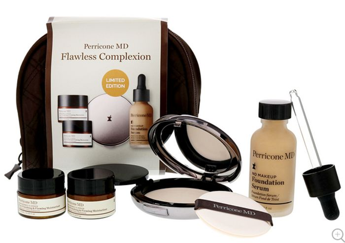 Perricone MD Sets Flawless Complexion