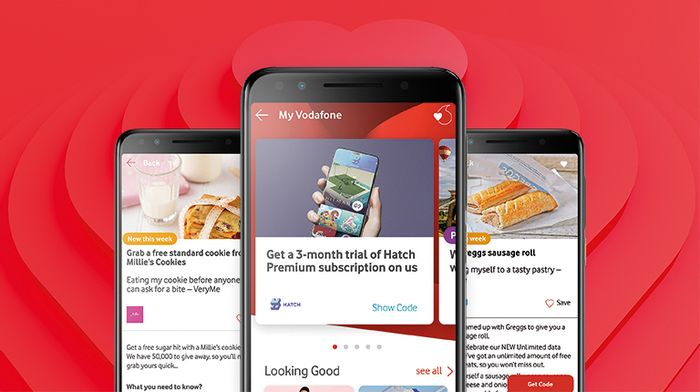 Free Immune Boosting Tea with Vodafone Very Me Rewards