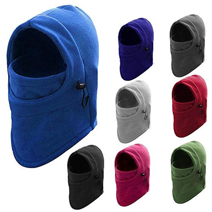 3 in 1 Ski Face Cover Windproof