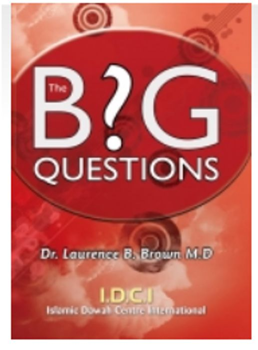 Get Your Copy Of 'B?G Questions' & Other Free Islam Literature