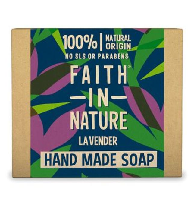 Faith in Nature Lavender Hand Made Soap