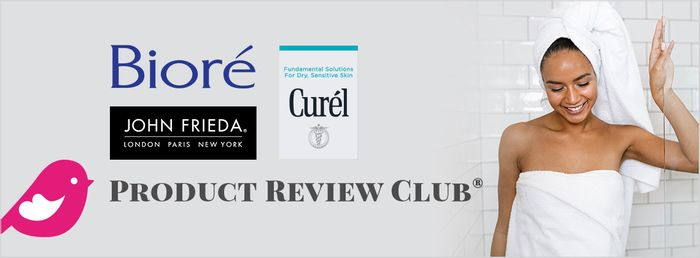 Free John Frieda, Curel, and Biore Products from ChickAdvisor