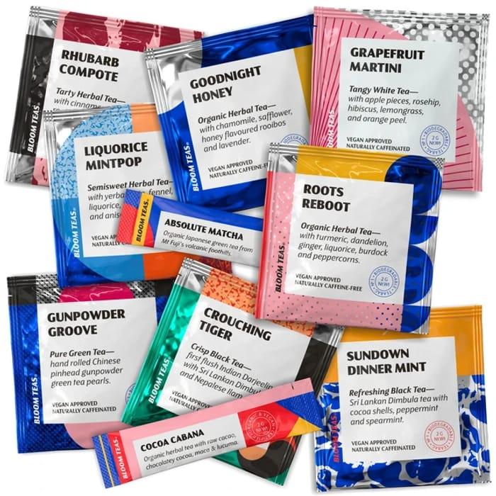 Free Tea Taster Pack