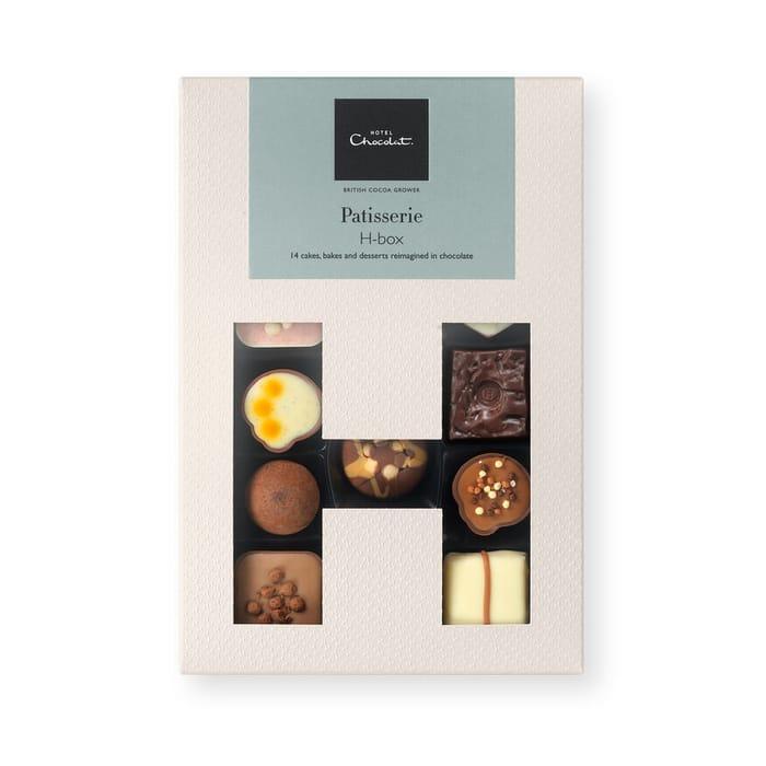 Hotel Chocolat: The Patisserie Chocolate H-Box