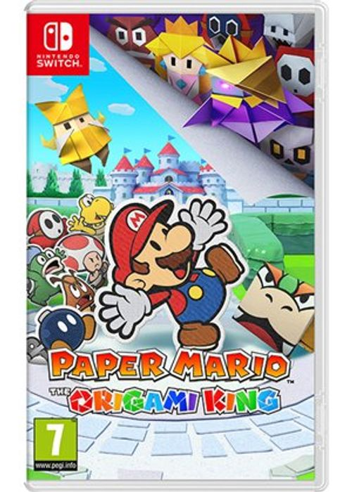 Paper Mario: The Origami King (Nintendo Switch) - Only £31.85 !