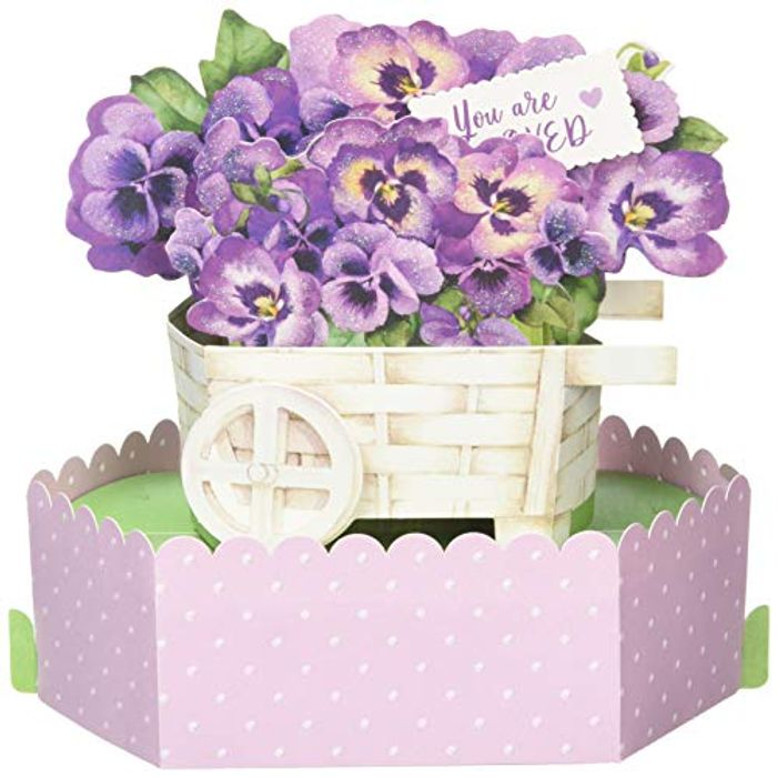 Mother's Day Card from Hallmark - 3D Pop-up