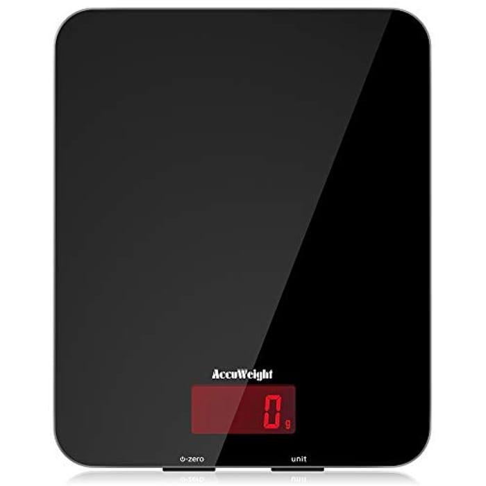 ACCUWEIGHT Digital Kitchen Scales