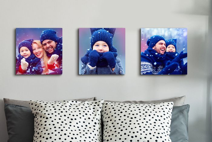 Get a Pack of Personalised Photo Tiles. from £2.49