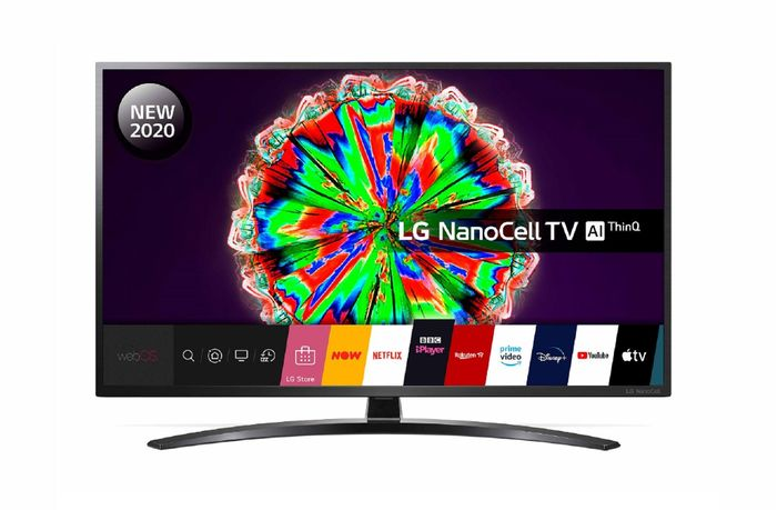 LG 55 Inch 4K Ultra HD Smart LED TV Freeview HD - Only £509!
