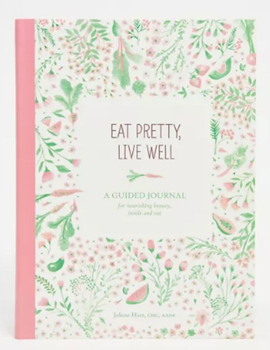 Eat Pretty Live Well Book - Only £6.4!