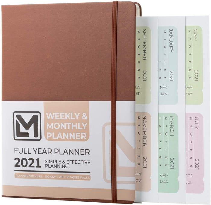 "2021 Planner Little More 7""x 9"""