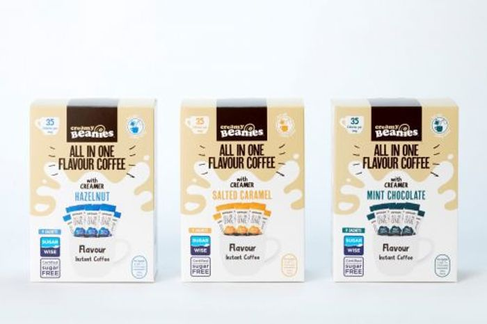 All in One Flavoured Coffee Mixed Pack (3 Flavours, 27 Sachets Total)