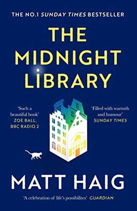 The Midnight Library Paperback 18 Feb. 2021